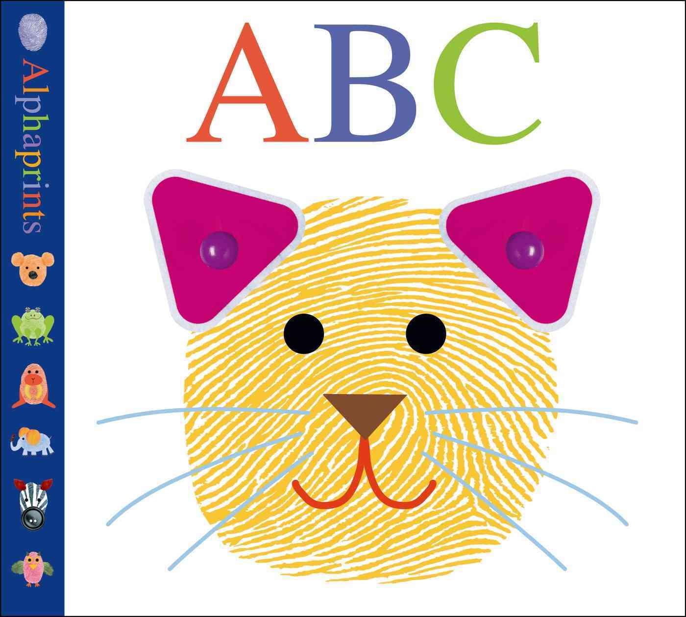 Alphaprints ABC By Priddy, Roger